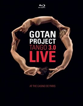 Gotan Project - Tango 3.0 Live - Casino de Paris 2011