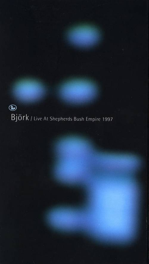 Bjork - Live In Sheperds Bush Empire, 1997