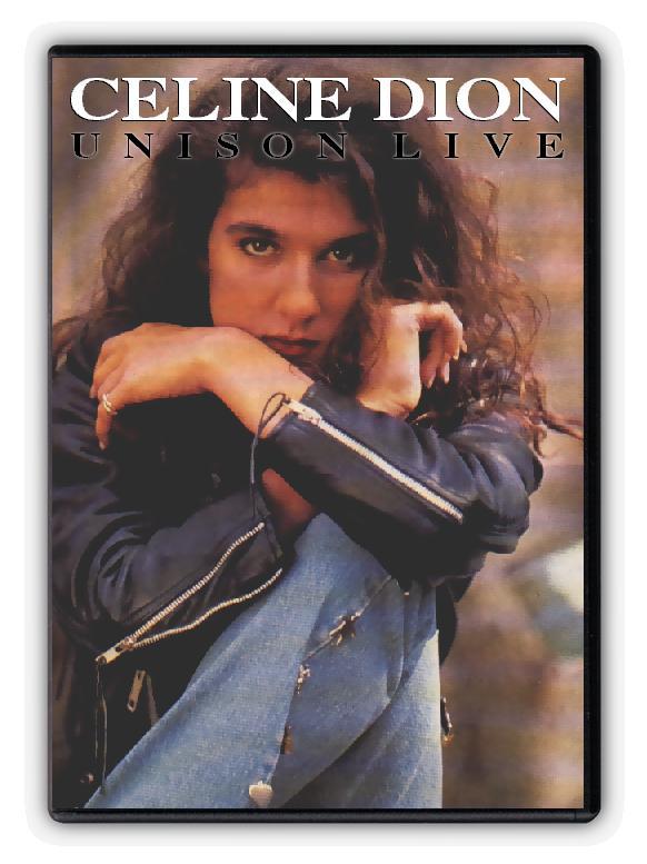 Celine Dion - Unison Concert in Winter Garden Theatre, Toronto - 1991