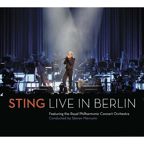 Sting Live In Berlin- 2010