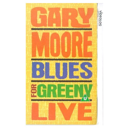 Gary Moore - Blues For Greeny Live, 1995