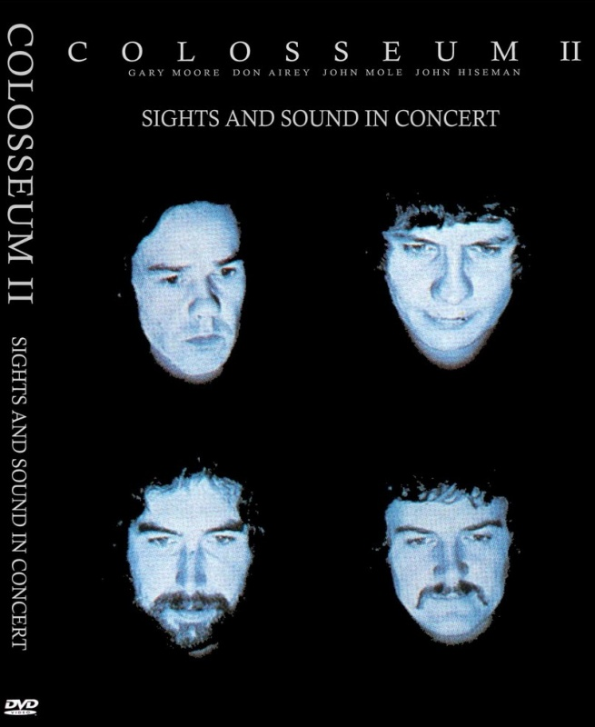 Colosseum II (feat. Gary Moore) - Sight And Sound In Concert 1978