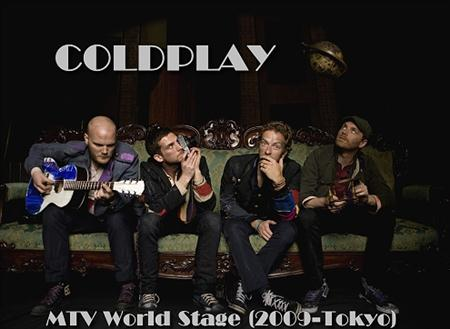 Coldplay: MTV World Stage Tokyo (2009)