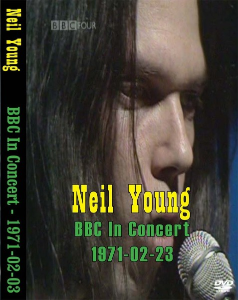 Neil Young - Live at the Shepherd's Bush Studios - 1971