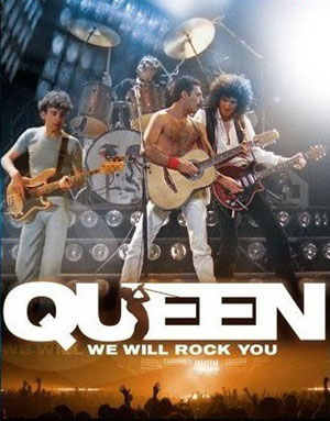 Queen - We Will Rock You Live in Montreal, 1982