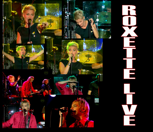 Roxette - Concert in Barcelona Live - 2001
