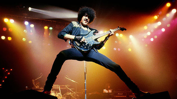 Thin Lizzy - Sight And Sound In Concert - 1983