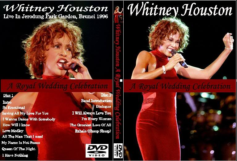 Whitney Houston - Live in Brunei - A Royal Wedding Celebration - 1996