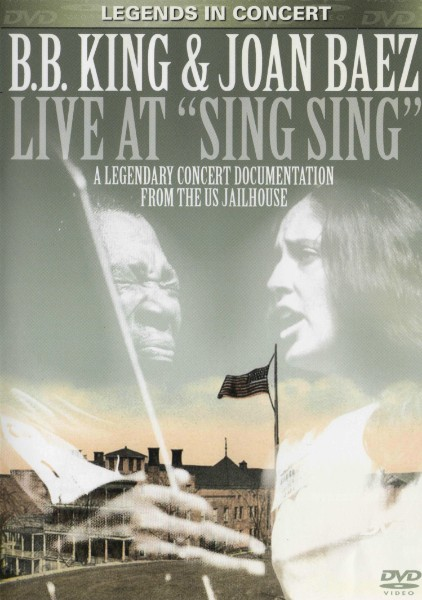 BB King & Joan Baez - Live At Sing Sing - 1972 Concert Documentary