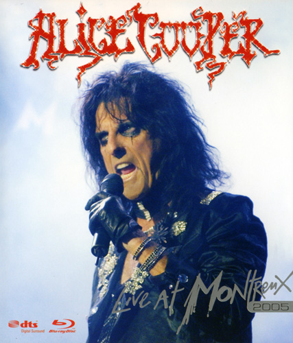 Alice Cooper:Live at Montreux 2005