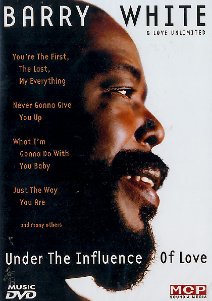 Barry White-And love unlimited under the influence of love