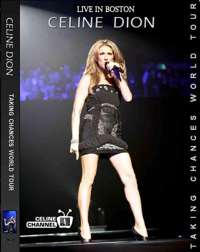 Celine Dion Taking Chances Tour Full