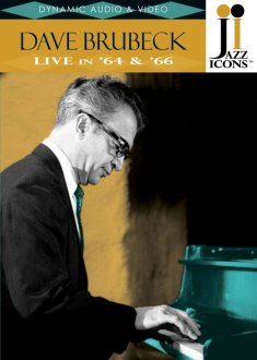 Jazz Icons - Dave Brubeck - Live In ´64 & ´66