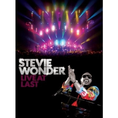 Stevie Wonder-Live At Last 2008