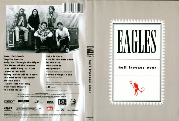 The Eagles- Hell Freezes Over,1994