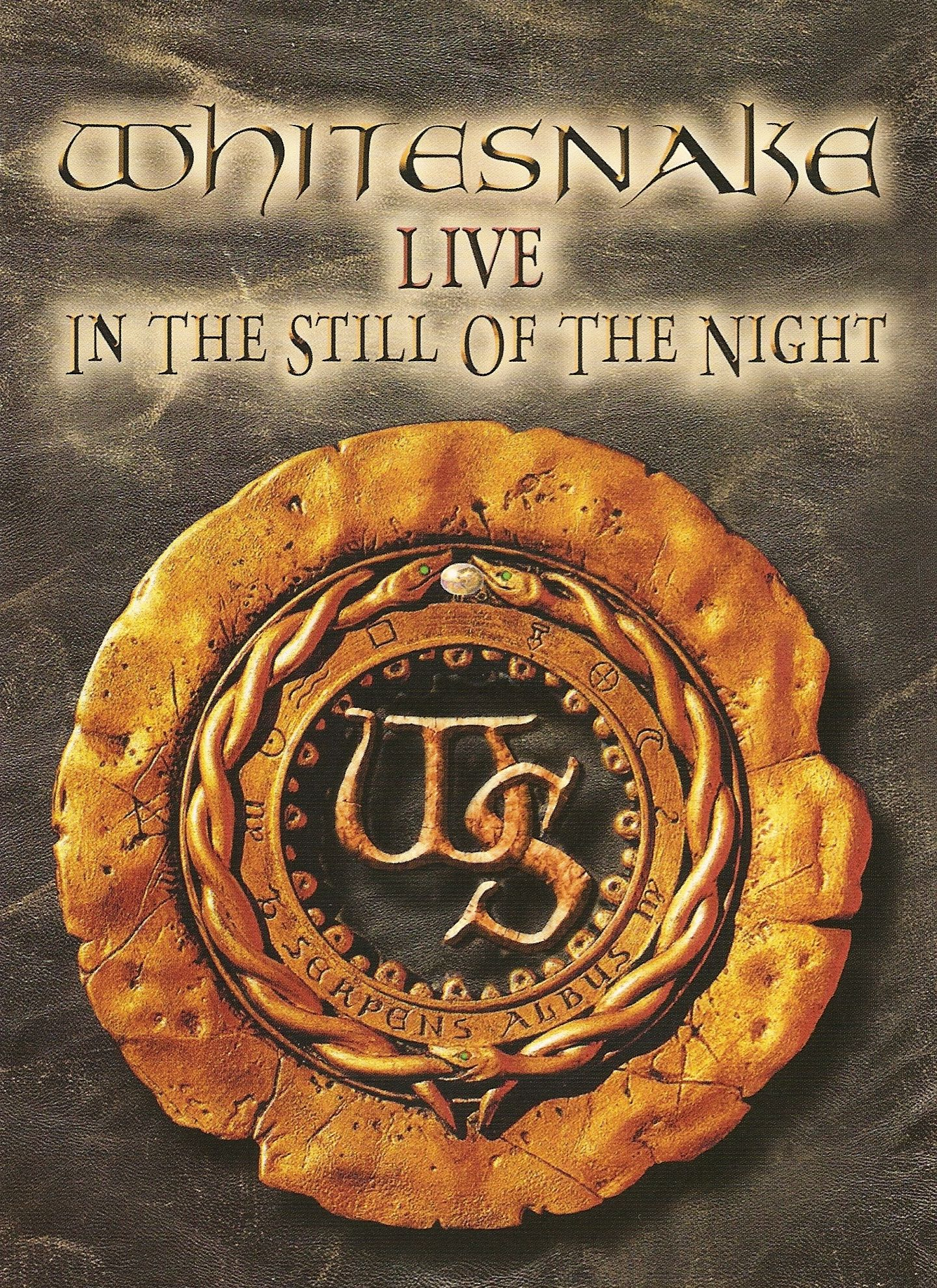 Whitesnake - Live..in the Still of the Night (2005) DVD