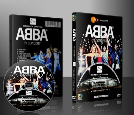 ABBA - Live At Wembley Arena London UK,1979