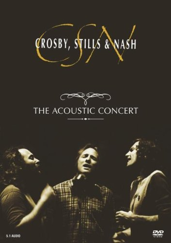 Crosby, Stills & Nash - Acoustic (1991)