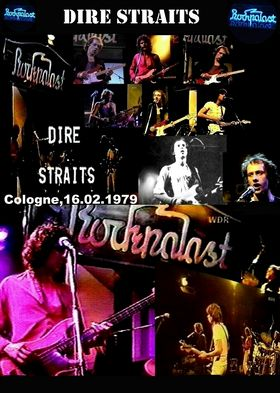 Dire Straits- Live at ROCKPALAST,Cologne,16.02.1979
