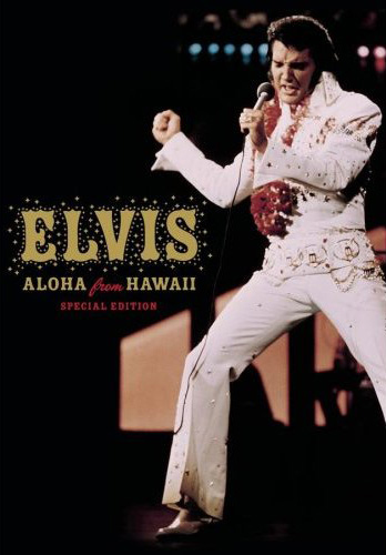 Elvis: Aloha From Hawaii Cover