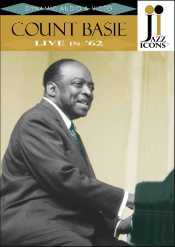 Jazz Icons - Count Basie, 1962
