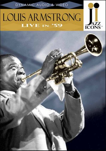 Jazz Icons - Louis Armstrong - Live, 1959