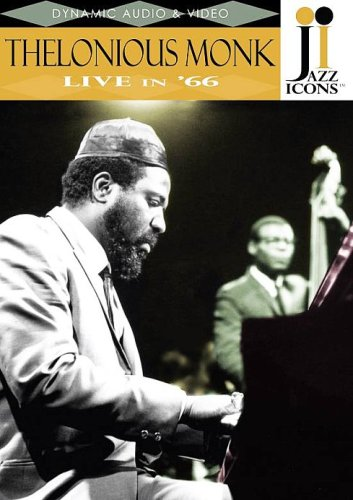 Thelonious Monk - Live, 1966
