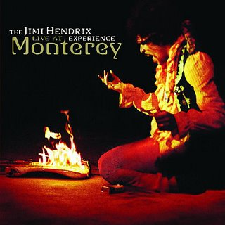 Jimi Hendrix Experience- Live at Monterey 1967