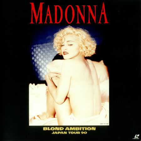 Madonna - Blond Ambition - Japan Tour, 1990