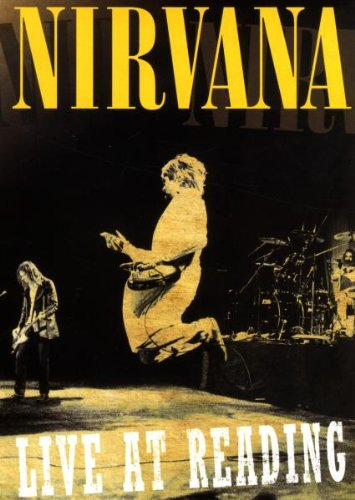Nirvana- Live at Reading, (1992)