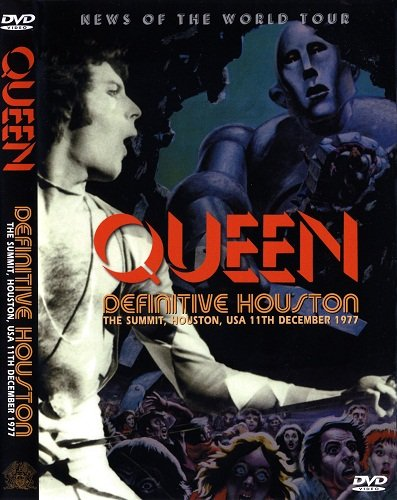 Queen - Definitive Houston, 1977