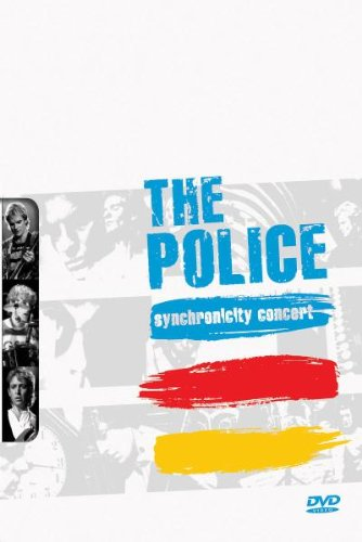 The Police - Synchronicity Concert, 1984