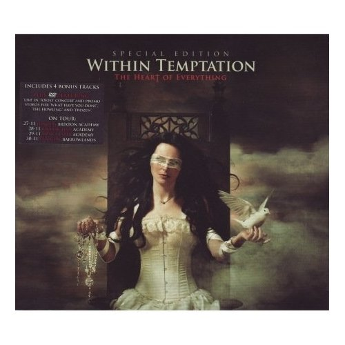 "Within Temptation - ""The Heart of Everything"" Live at Shibuya Ax Tokyo, 2007"