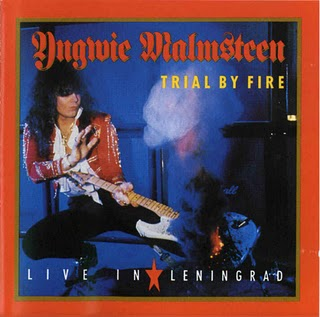 Yngwie Malmsteen- Trial By Fire- Live in Leningrad 1989