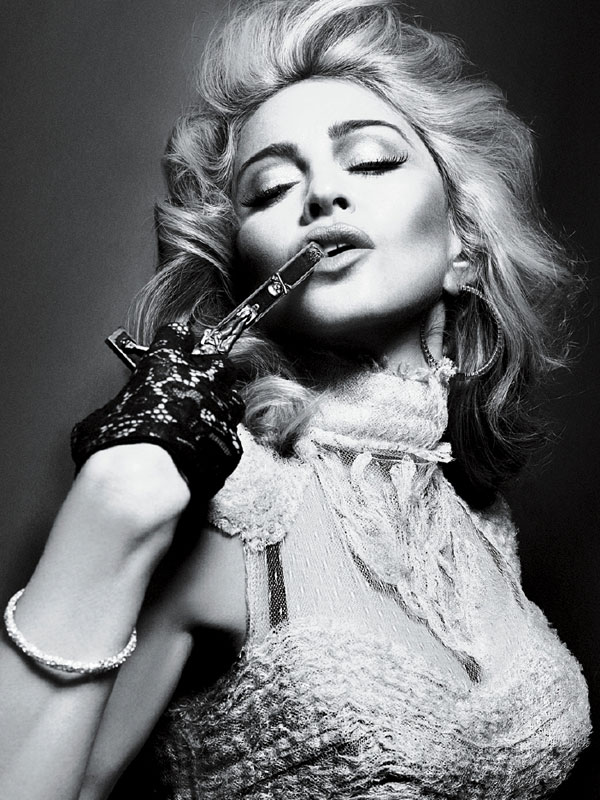 Madonna-May 2010 foto session